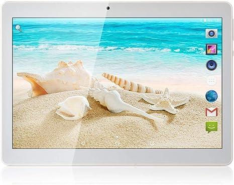 Amazon.com: Android 8.1 Tablet 10 pulgadas con ranuras para ...
