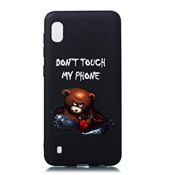 coque dont touch my phone samsung a10