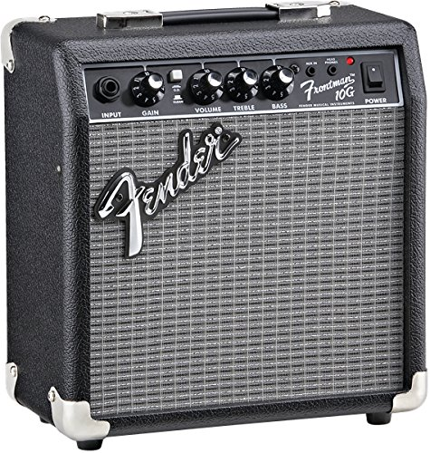 fender frontman 10g electric guitar amplifier buy online in uae musical instruments. Black Bedroom Furniture Sets. Home Design Ideas