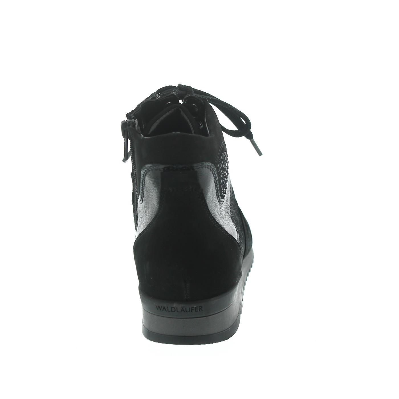 Lugina, Stivali Stivali Stivali Donna Nero Nero b276ac