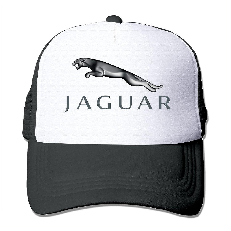 Reply1994 Jaguar Logo Classic Trucker Snapback Hat Cap For Unisex