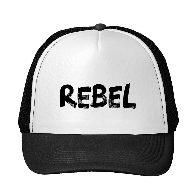 Corey Fantastic Baseball Cap Rebel Logo Snapback Trucker Hat