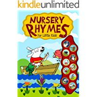 Nursery Rhymes for Little Kids: With cute colorful Attention Grabbing Illustrations suitable for babies and toddlers