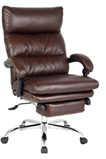 Amazoncom VIVA OFFICE Reclining Office Chair High Back Bonded