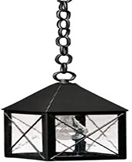 product image for Brass Traditions 532 SXBZ Small Hanging Lantern 500 Series, Bronze Finish 500 Series Hanging Lantern