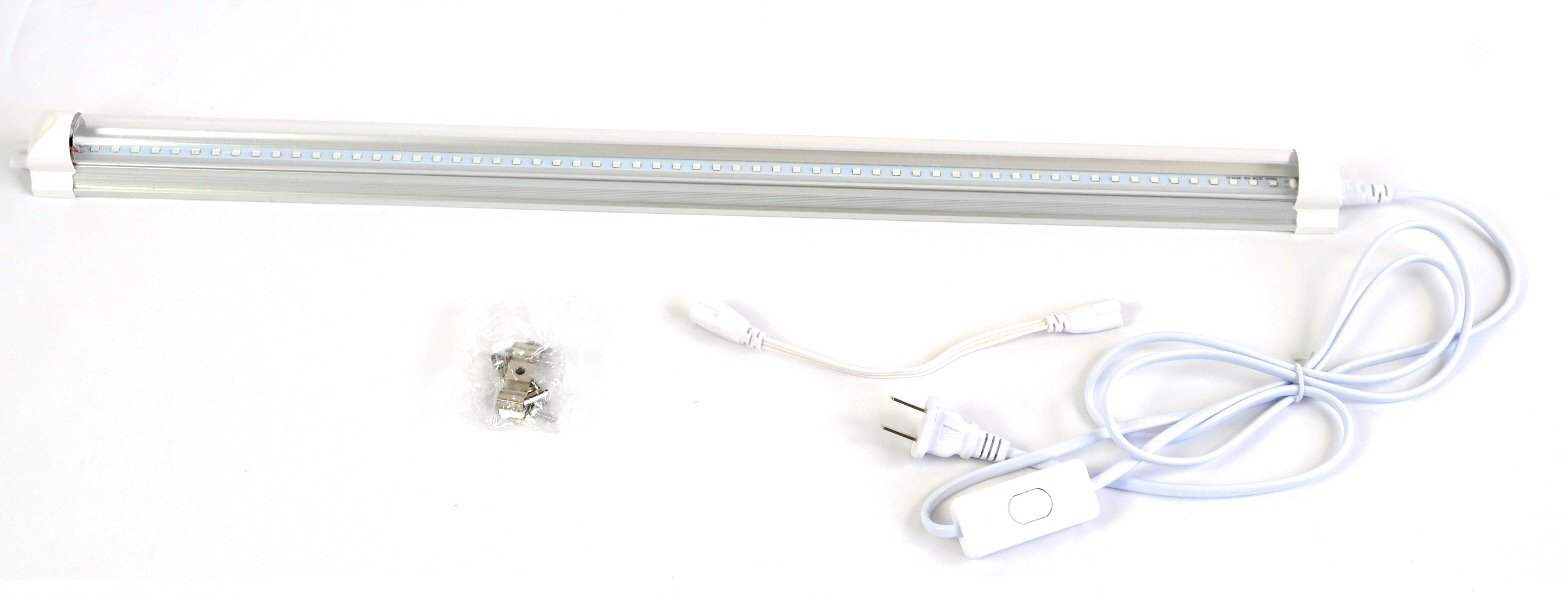 UV LED Black Light Fixture with Built in On/Off Switch Expandable by RuggedNW (Image #2)