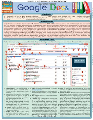 download pdf google docs quick study computer good ebooks With google docs pdf books