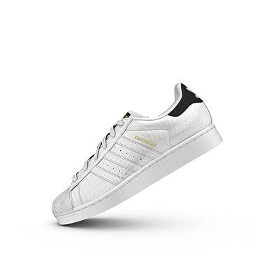 adidas superstar junior blanche