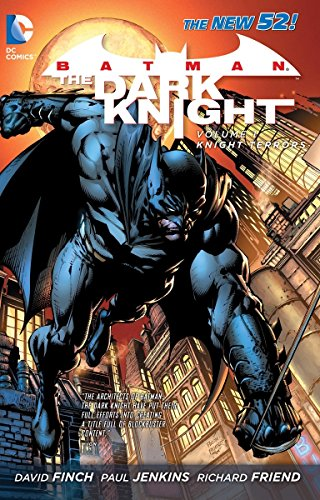 Batman: The Dark Knight, Vol. 1 - Knight Terrors (The New 52) (Batman The Dark Knight: The New (Batman Dark Knight Comic Book)