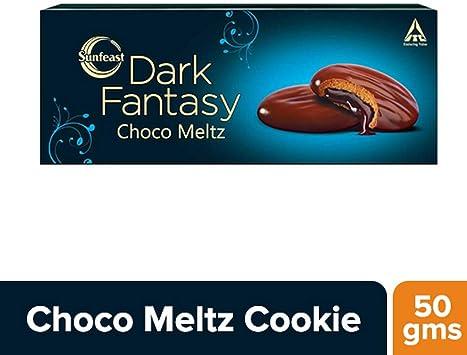 Sunfeast Dark Fantasy Choco Meltz, 50 g