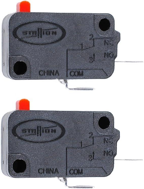 Szm V16 Interruptor de la puerta microondas para LG GE STARION szm ...