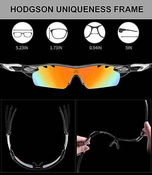 Amazon.com: HODGSON - Gafas de sol polarizadas para hombre y ...