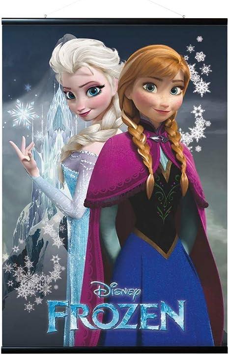 Grupo Erik Editores Poster Disney Frozen: Amazon.es: Oficina y papelería