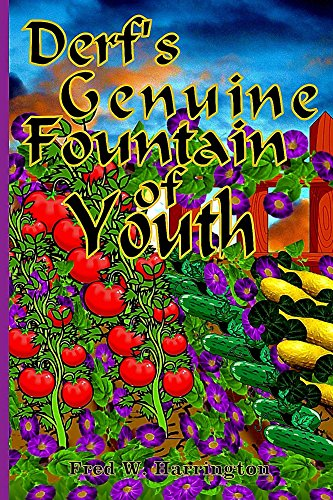 61pwK1aD 0L - Derf's Fountain of Youth (Anti-Aging Book 1)