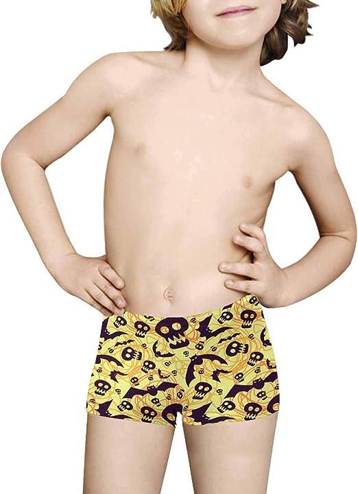 5T-2XL INTERESTPRINT Kids Summer Pattern ComfortSoft Printed Boxer Briefs
