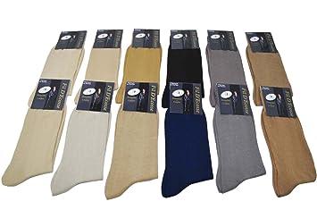 Karl Loven - Lote de pares de calcetines con puntadas en hilo de Escocia (100