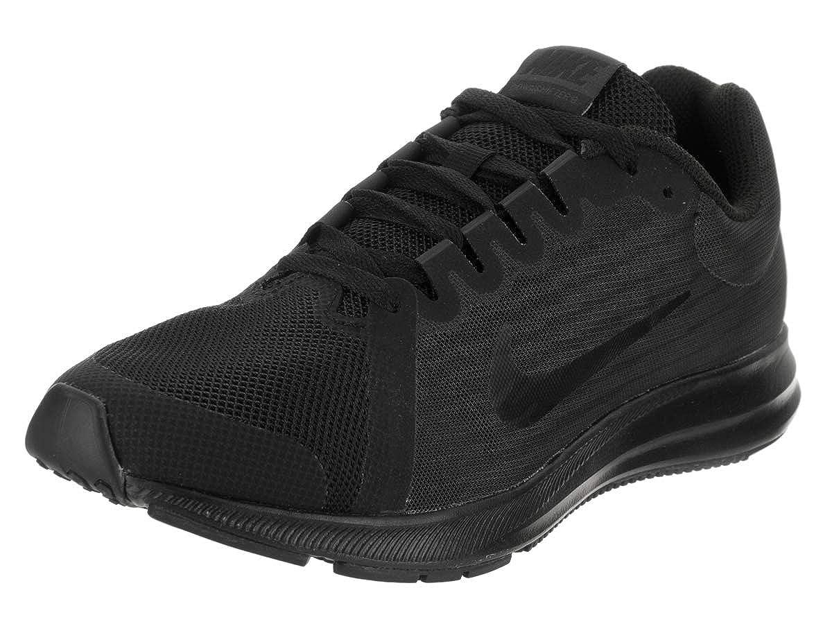 5.5 M US Big Kid Nike 922853-006 Downshifter 8 Boys Black//Black//Anthracite Running Sneakers