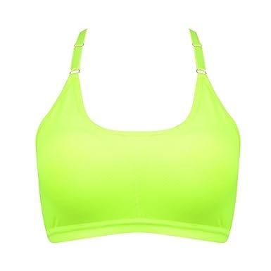 e602e4bf0c98b Freezing Shockproof Running Ladies No Rims Quick-Drying Sports Vest Yoga  Fitness Bra