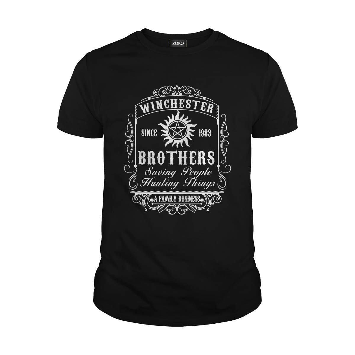 Winchester Brothers T Shirt 1472