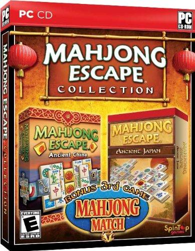 Mahjongg Escape Collection - PC