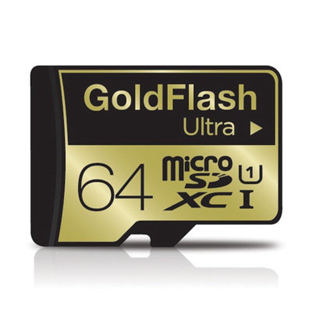 goldflash tarjeta de memoria Micro SDXC UHS-I Ultra Tarjeta ...