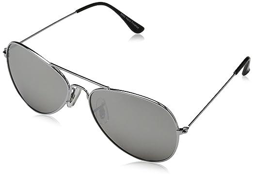 Sunglasses mixte adulte Washington Montures de lunettes, Noir (Matt Black/Smoke 001), 47