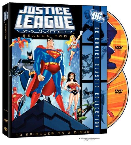Justice League: Unlimited: Season 2 (Justice League Season compare prices)