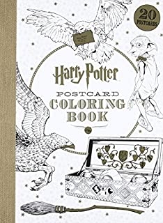 Harry Potter Postcard Coloring Book (133804575X) | Amazon Products