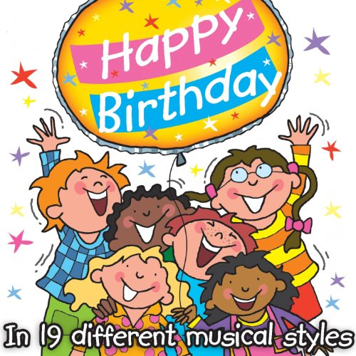Happy Birthday - Spanish Music Style (2) -