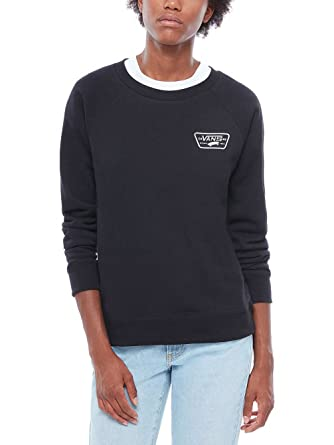 vans pullover damen schwarz amazon