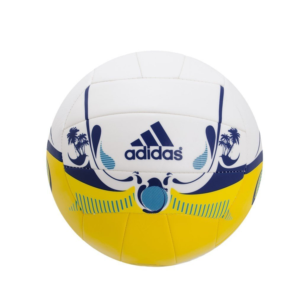 adidas Unisex Beach Fun 2 Volleyball – White, 5 ADIPI|#adidas Z29470