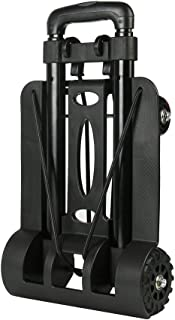 BlueJan Four-Wheels Heavy Duty Luggage Cart(Up to 150lbs)