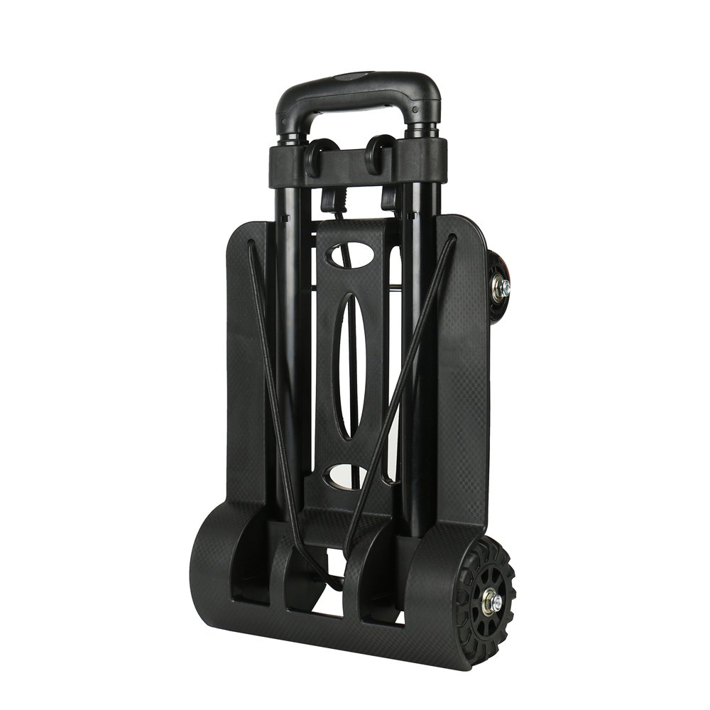 BlueJan Four-Wheels Heavy Duty Luggage Cart(Up to 150lbs) by BlueJan
