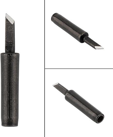 5Pcs//Set Solder Screwdriver Iron Tip 900M-T For Hakko Soldering Station Kit Tool