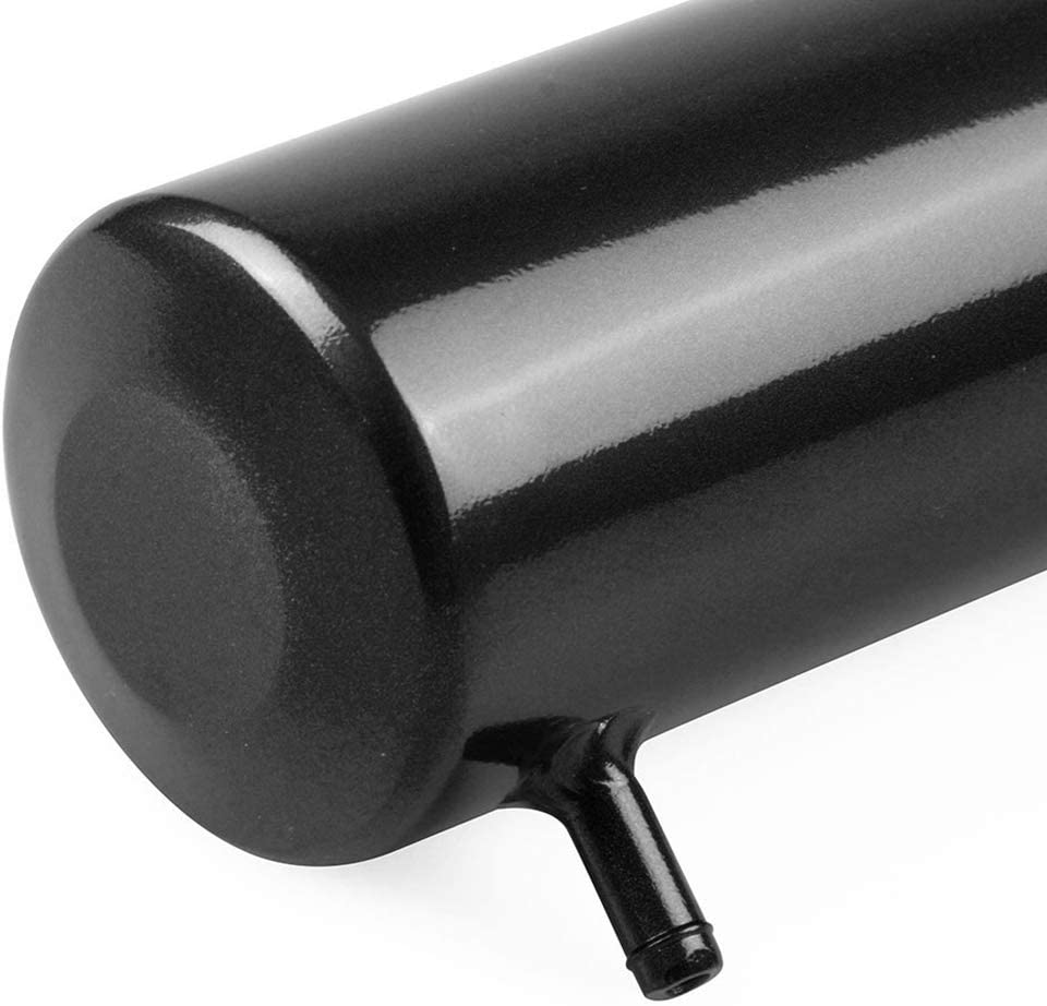 KKmoon Beh/älter Universal Aluminium K/ühlmittelbeh/älter 800ml K/ühlmittelausgleichsbeh/älter /Überlaufbeh/älter