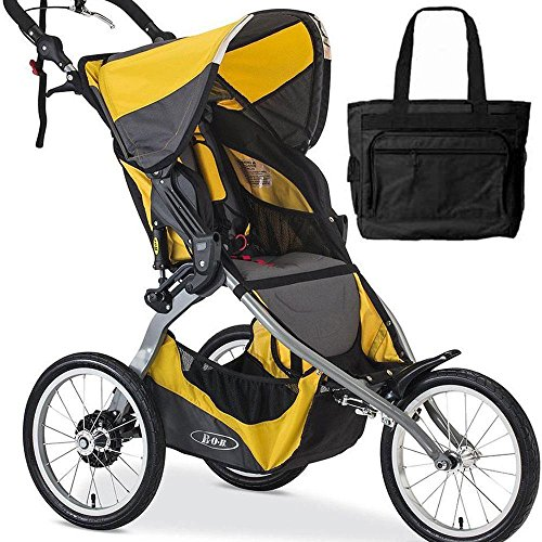 Bob Ironman Stroller Diaper Bag - 2