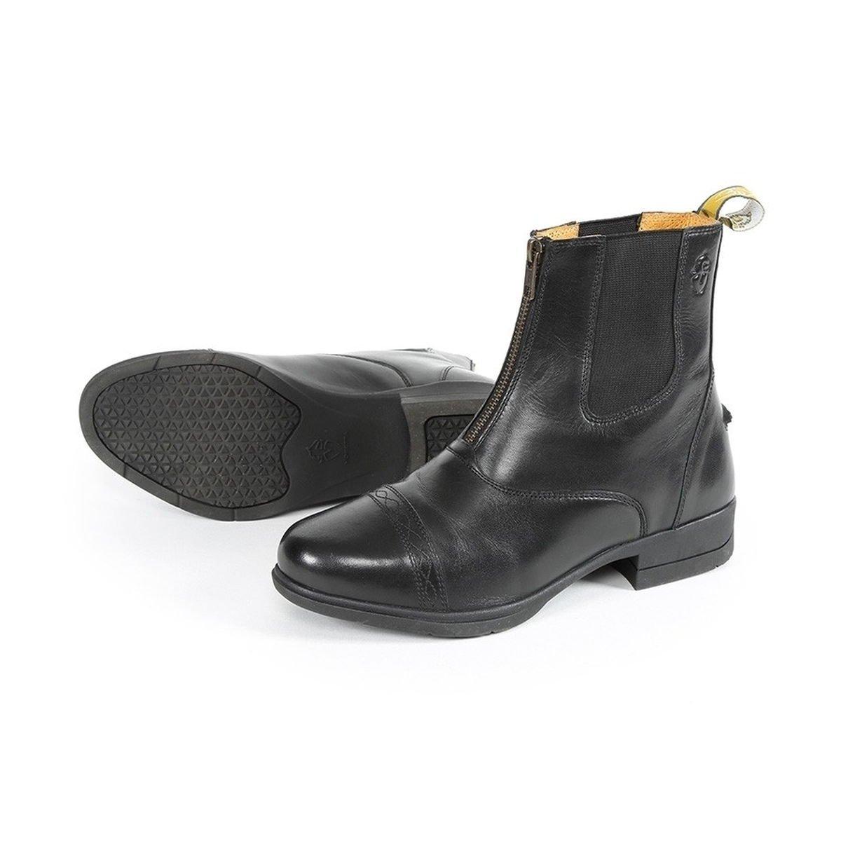 Rosatta-Stiefel für Erwachsene von Moretta und Shires in Schwarz
