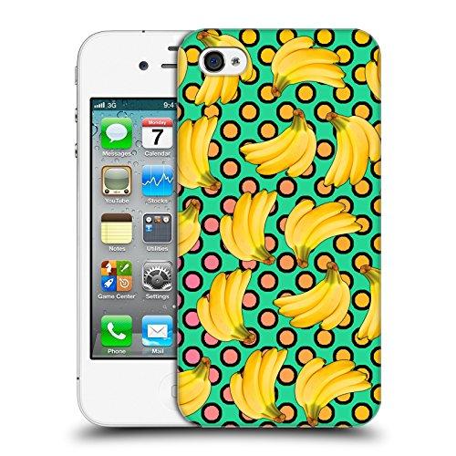 Officiel Mark Ashkenazi Banane Modèles Étui Coque D'Arrière Rigide Pour Apple iPhone 4 / 4S