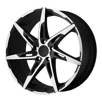 Amazon Com American Racing Custom Wheels Ar900 Satin Black Wheel