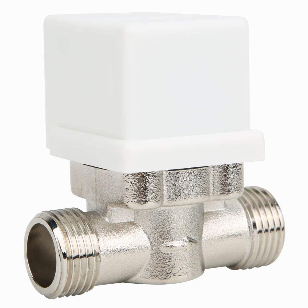 Robinet magn/étique G1//2 DC 12 V 0,3 A Valve /électromagn/étique normalement ferm/ée pour leau