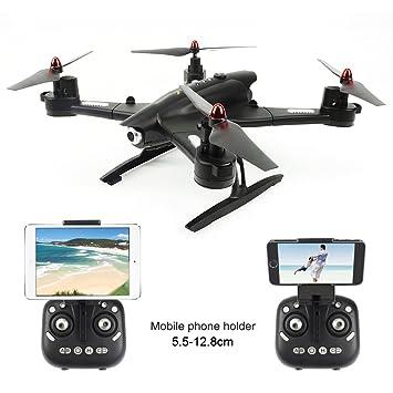 YMXLJJ WiFi Plegable FPV Drone con Cámara HD Video 2.4Ghz RC ...