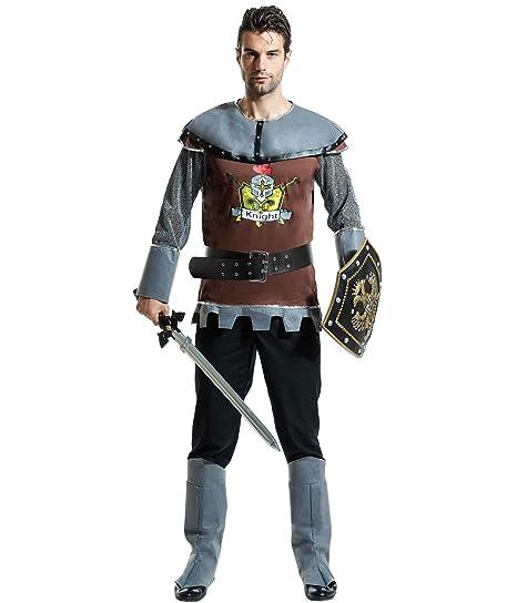 EraSpooky Disfraz de Gladiador Romano Disfraces Fiesta de ...