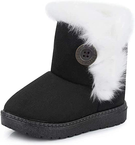 snow boots for baby girl