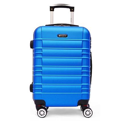 SHAIK Serie CLASSIC Maletas De Viaje Set De 3 Piezas - Candado TSA 45/78/124 Capacidad De Litros Cubierta Dura Y Equipaje De Mano Con Ruedas 360⁰ De ...