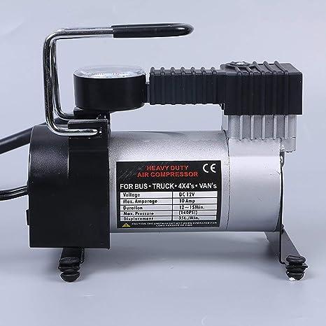 Kongqiabona Portátil Auto Digital Inflador de Neumáticos de Coche Calibrador Neumático de Coche 30 Cilindros Bomba
