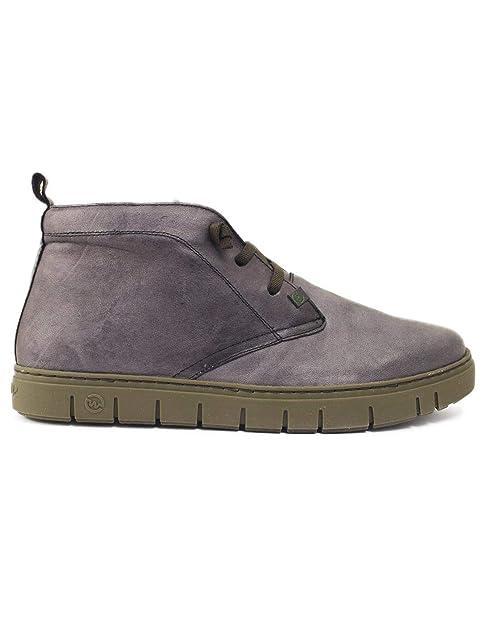 Slowwalk Botines Hombre Lucian Doran 44: Amazon.es: Zapatos y complementos