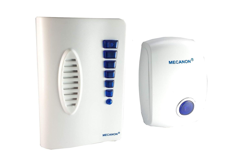 Buy Texme Waterproof Standard Decorative Wireless Door Bell
