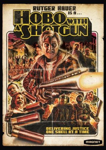 Hobo With A Shotgun / (Ws Sub Ac3) [DVD] [Region 1] [NTSC] [US Import]