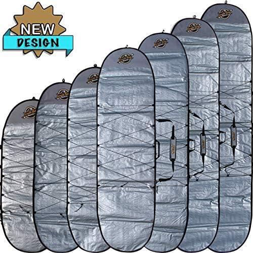 SBBC - サーフボードバッグ&パドルボードバッグ - | Heleボードバッグ || - サーフバッグサーフボードカバー (5フィート、6フィート、7フィート、8フィート、9フィート、10フィート、11フィートデイボードバッグ)