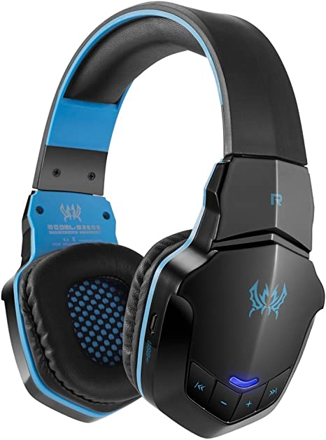 Bluetooth Wireless Gaming Headset
